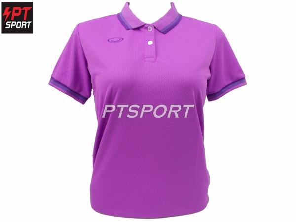 เสื้อคอปกโปโลหญิง GRAND SPORT 012-788 สีม่วง