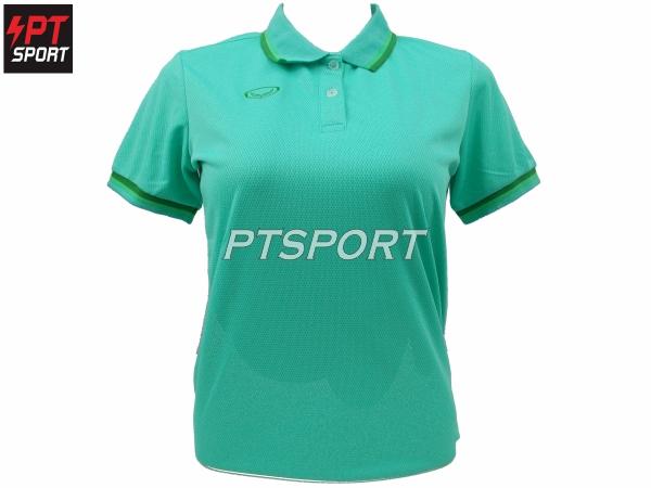 เสื้อคอปกโปโลหญิง GRAND SPORT 012-788 สีเขียว