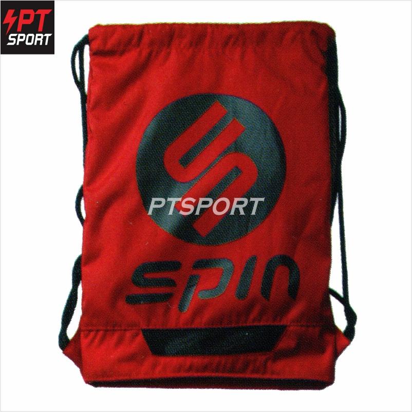 กระเป๋าใส่อุปกรณ์ กระเป๋าสะพายหลัง SPIN BA-101 แดง