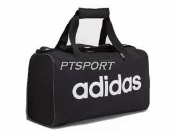 กระเป๋าใส่อุปกรณ์กีฬา กระเป๋าอเนกประสงค์ ADIDAS DT4818 LIN CORE DUF XS สีดำ