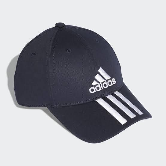 หมวกแก๊ป Adidas DU-0198 6P 3S cap cotto กรม
