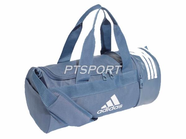กระเป๋าสะพายข้าง ADIDAS DZ8650 3S CVRT DUF XS สีน้ำเงินขาว