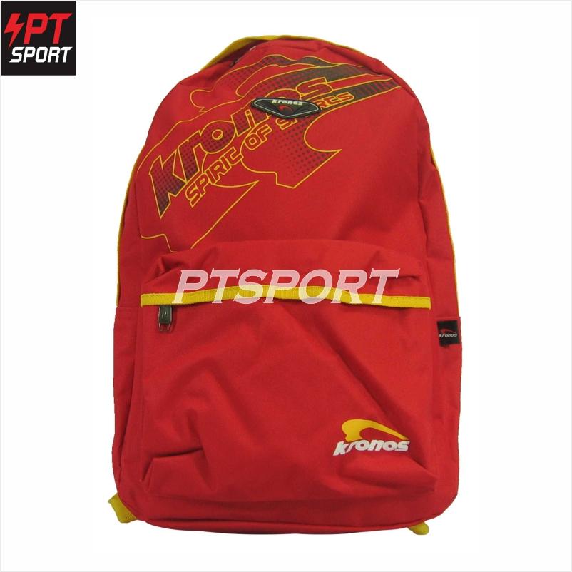 กระเป๋าเป้ KRONOS KBP-4902  สีแดงเหลือง