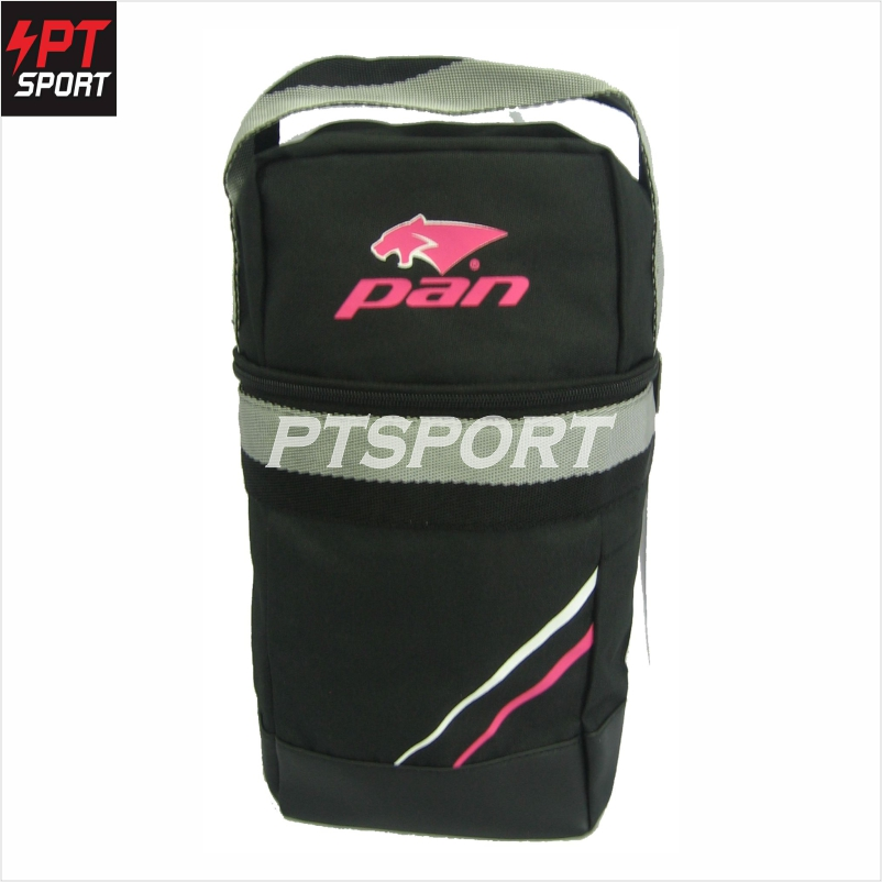 กระเป๋าใส่อุปกรณ์ กระเป๋าใส่รองเท้า PAN PB-1542 ดำชมพู