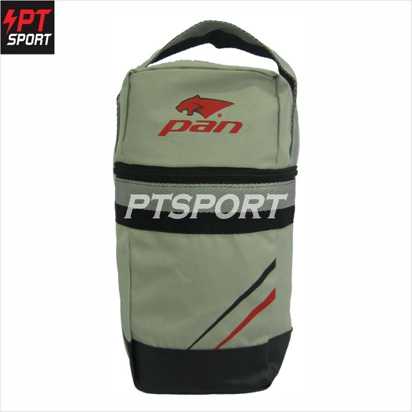 กระเป๋าใส่อุปกรณ์ กระเป๋าใส่รองเท้า PAN PB-1542 เทาแดง