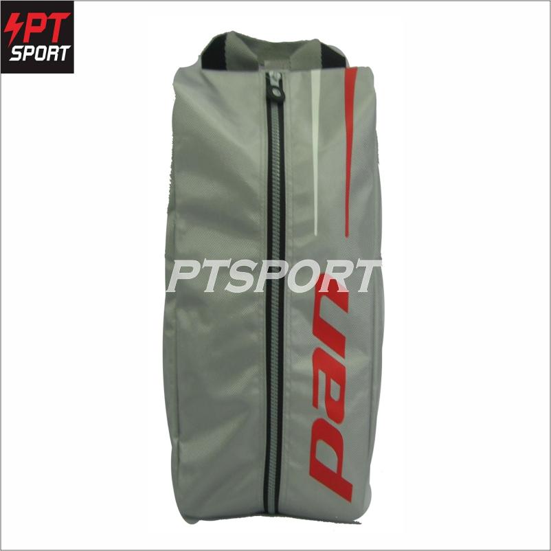 กระเป๋าใส่อุปกรณ์ กระเป๋าใส่รองเท้า PAN PB-1543 เทาแดง