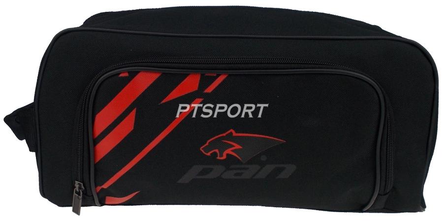 กระเป๋าใส่รองเท้า กระเป๋าใส่อปกรณ์กีฬา PAN PB-1548 ดำแดง