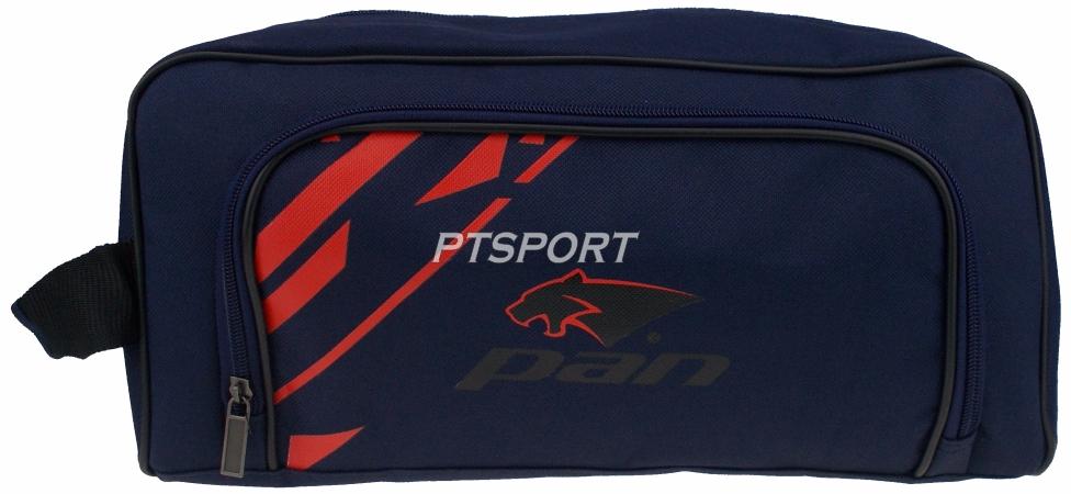 กระเป๋าใส่รองเท้า กระเป๋าใส่อปกรณ์กีฬา PAN PB-1548 กรมแดง