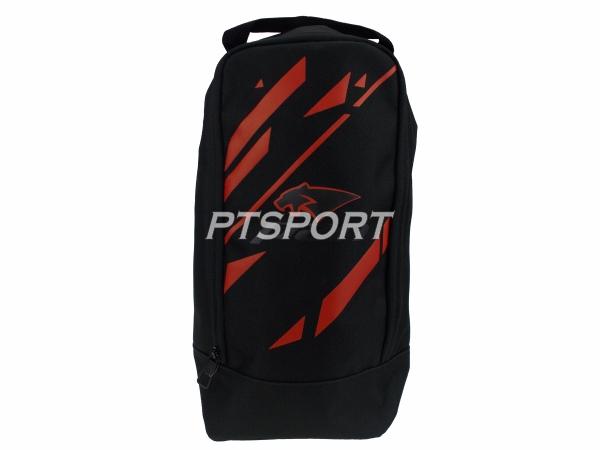 กระเป๋าใส่รองเท้า PAN PB-1550 ดำแดง