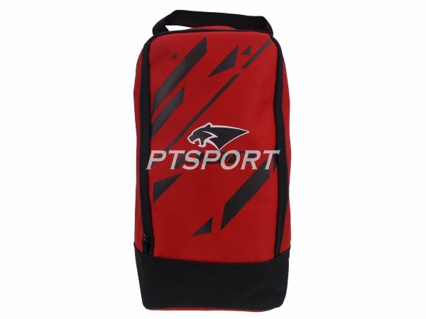 กระเป๋าใส่รองเท้า PAN PB-1550 แดงดำ