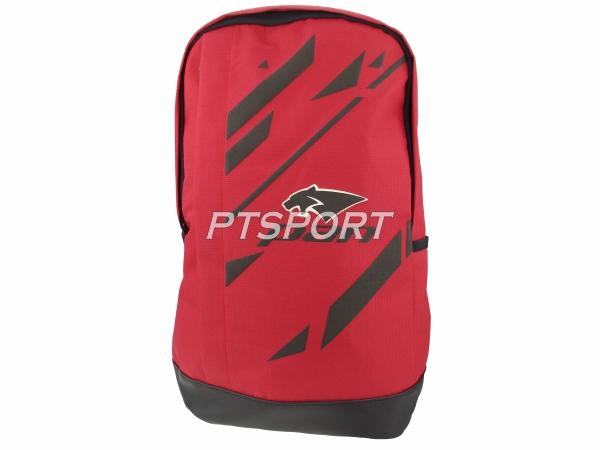 กระเป๋าเป้สะพายหลัง PAN PB-3356 แดงดำ