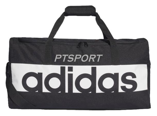 กระเป๋าเดินทาง กระเป๋าสะพายข้าง adidas S-99959 LIN PER TB M ดำขาว