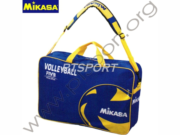กระเป๋าใส่ลูกวอลเลย์บอล MIKASA VL6B-BL