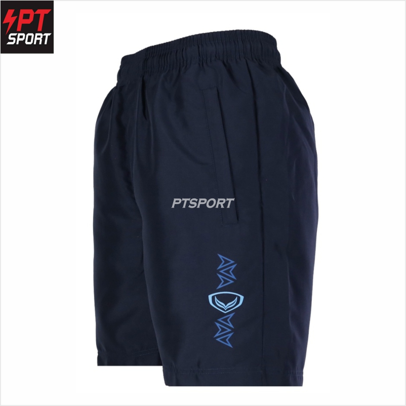 กางเกงผ้าร่มขาสั้นgrand Sport รหัสสินค้า 002-220 สีกรม