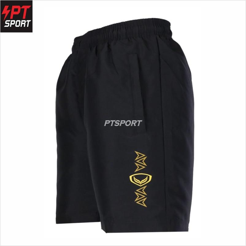 กางเกงผ้าร่มขาสั้นgrand Sport รหัสสินค้า 002-220 สีดำ