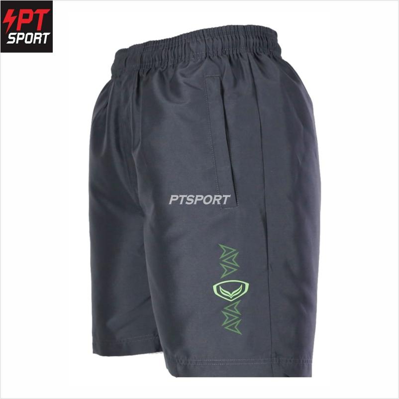 กางเกงผ้าร่มขาสั้นgrand Sport รหัสสินค้า 002-220 สีเทา