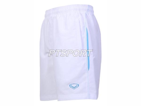 กางเกงผ้าร่มขาสั้น Grand sport 002-209  สีขาว