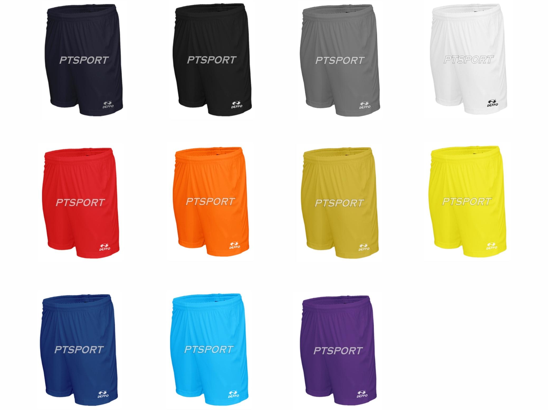 กางเกงกีฬา กางเกงฟุตบอล DEFFO 11สี