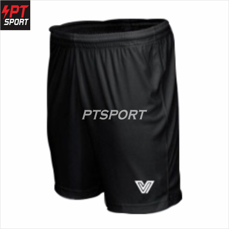 กางเกงกีฬา VICTORY กางเกงฟุตบอลสีดำ SZ สีดำ