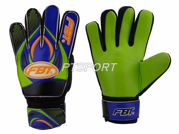 ถุงมือผู้รักษาประตู ถุงมือโกล์ว FBT GG-8 สี