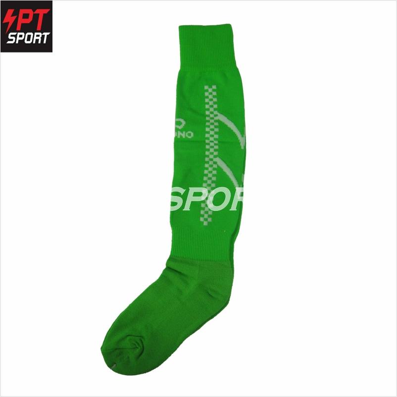 ถุงเท้าฟุตบอล ACONO 24-562 เขียวขาว