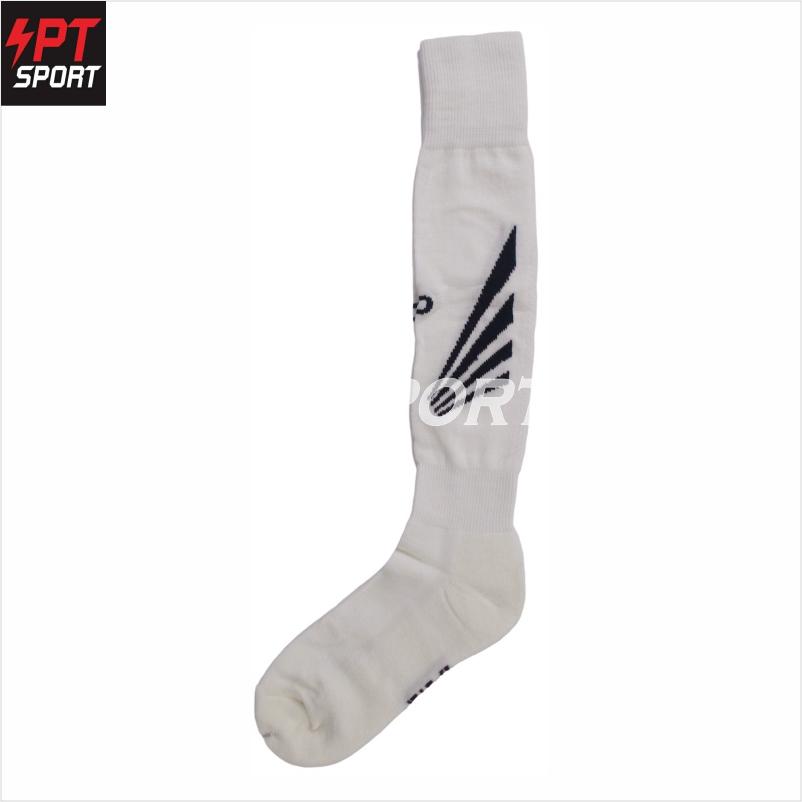 ถุงเท้ากีฬา ถุงเท้าฟุตบอล D-STER AC-512 FREE SIZE ขาว