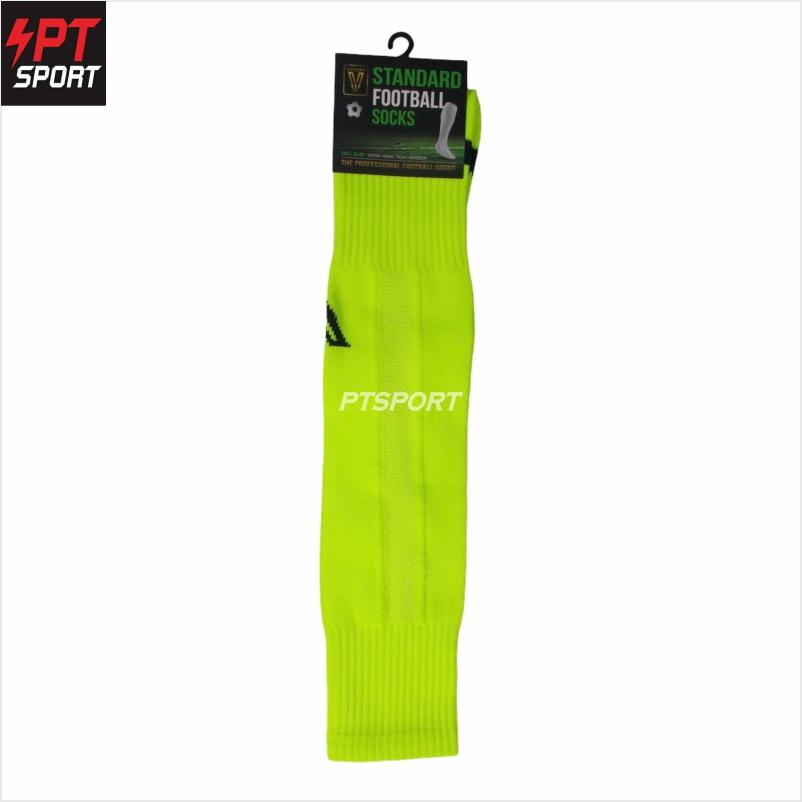 ถุงเท้ากีฬา ถุงเท้าฟุตบอลยาว VICTORY Standard  Free Size เขียว