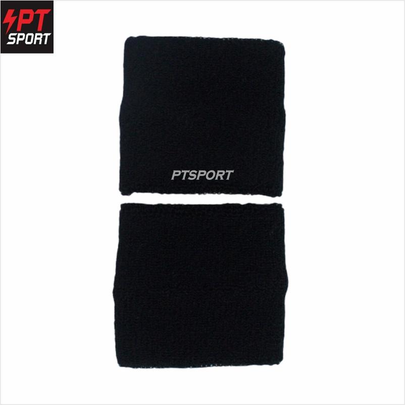 ผ้ารัดข้อมือซับเหงื่อ D STEP รุ่น AC-999 สีดำ