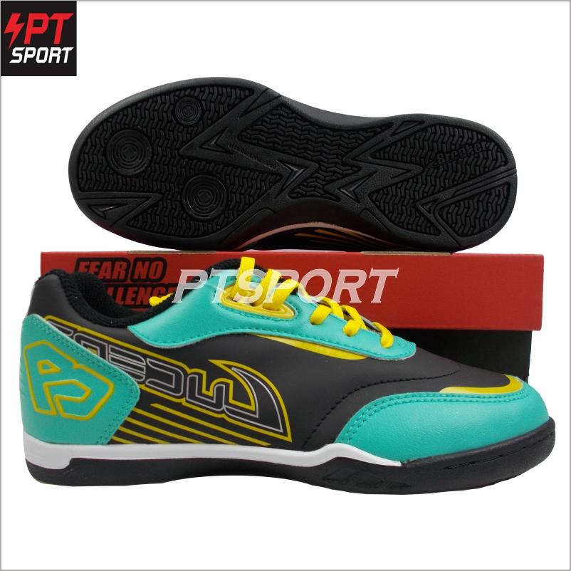 รองเท้าฟุตซอล BK1112 สีดำ