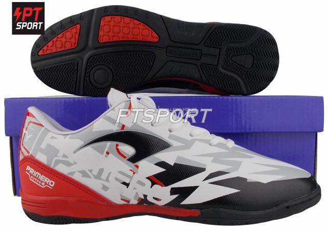 รองเท้าฟุตซอล Grand Sport รุ่น Primero Mundo R รหัส 337023 สีขาว