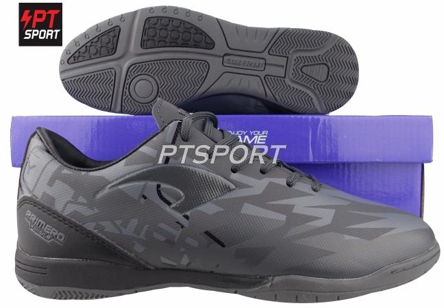 รองเท้าฟุตซอล Grand Sport รุ่น Primero Mundo R รหัส 337023 สีดำ