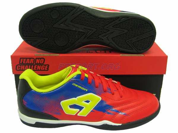 รองเท้ากีฬา รองเท้าฟุตซอล BREAKER BK-116 แดง