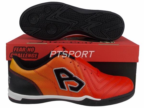 รองเท้ากีฬา รองเท้าฟุตซอล BREAKER BK-119 แดง