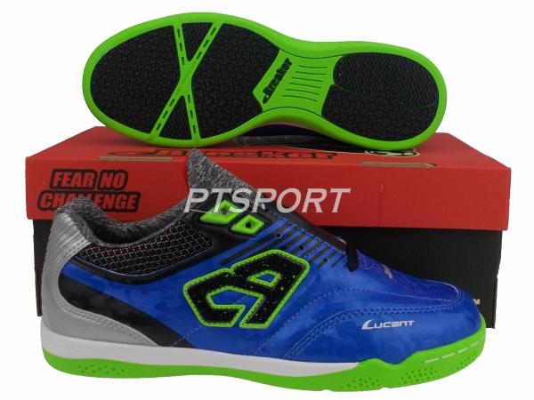รองเท้ากีฬา รองเท้าฟุตซอล BREAKER BK1211 น้ำเงิน