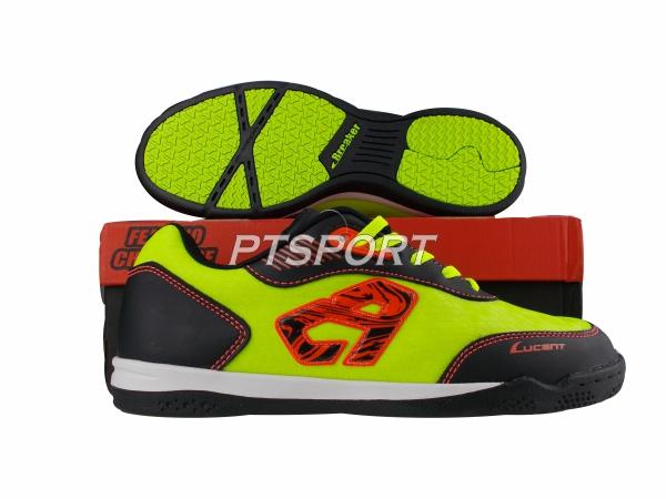 รองเท้าฟุตซอล Breaker BK-1218 สีเขียว