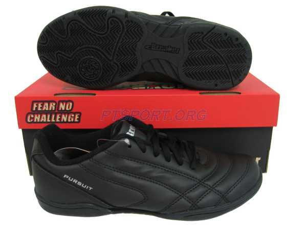 รองเท้ากีฬา รองเท้าฟุตซอล BREAKER BK-88 PURSUIT ดำ