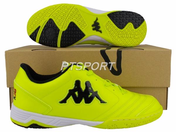 รองเท้ากีฬา รองเท้าฟุตซอล KAPPA GF-1462 SUPER FLEX ID เหลืองดำ