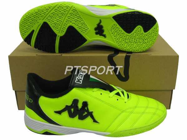 รองเท้ากีฬา รองเท้าฟุตซอล KAPPA GF-14G3 VALENZIO RGEND ID เหลืองดำ