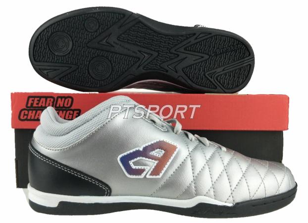 รองเท้าฟุตซอล Breaker รุ่น BK-1111 สีเทา