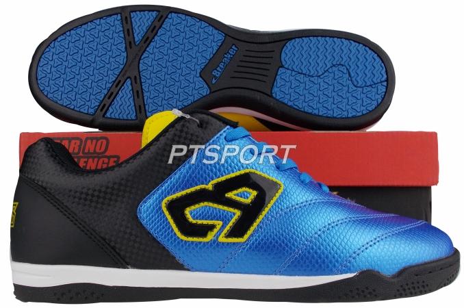 รองเท้าฟุตซอล Breaker  BK-1219 สีน้ำเงิน