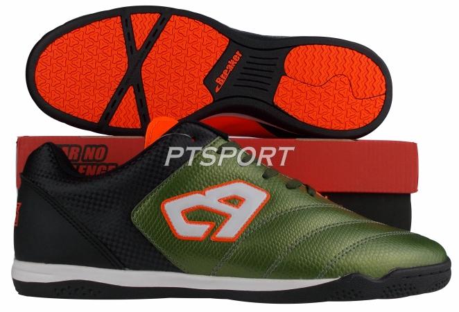 รองเท้าฟุตซอล Breaker  BK-1219 สีเขียว