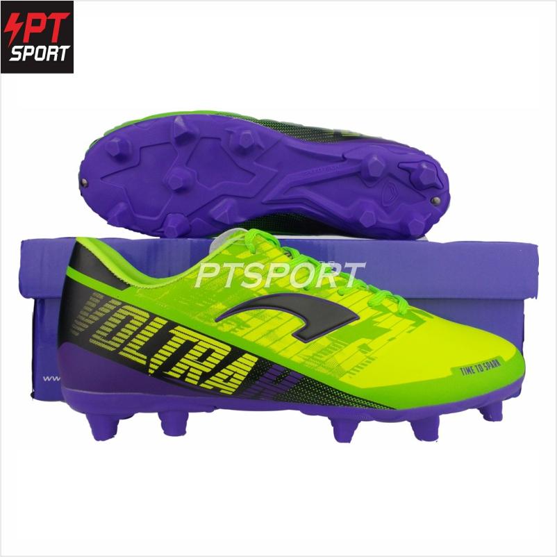 รองเท้าฟุตบอลGRAND SPORTรุ่นVoltra R รหัส : 333100 (สีเขียว)