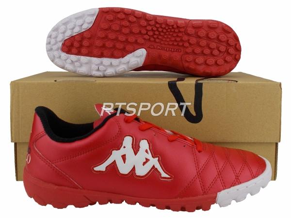 รองเท้ากีฬา รองเท้าร้อยปุ่ม KAPPA GF-1486 VALENZIO NEO TF แดงขาว