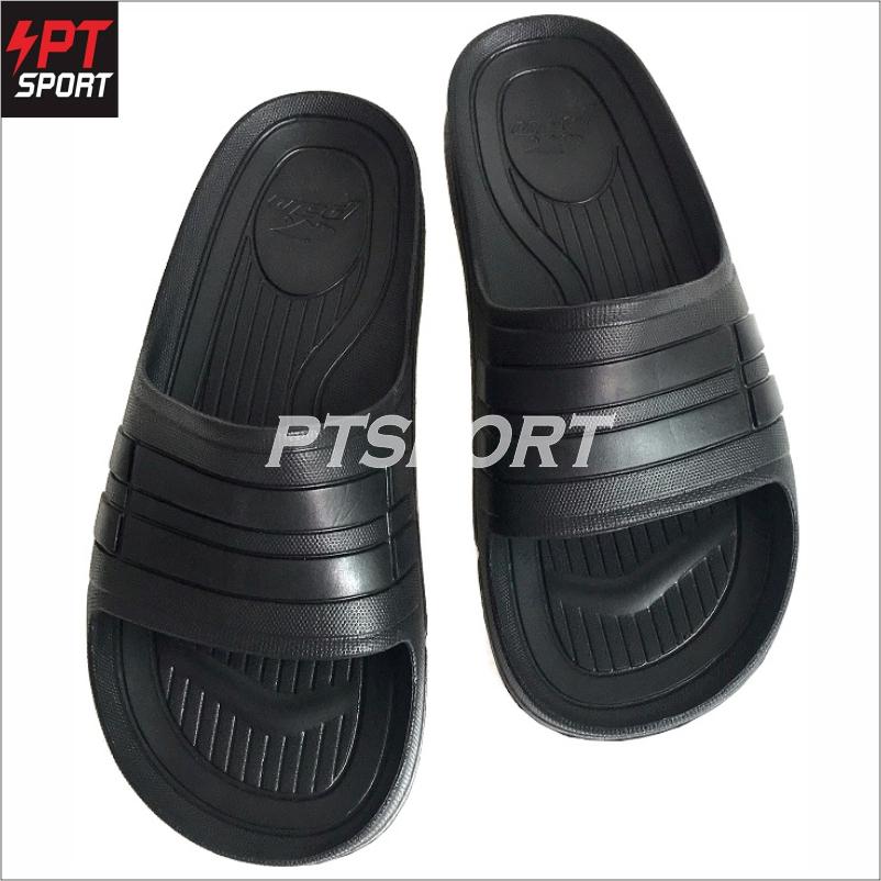 รองเท้าแตะชาย Pan PF-51R1 สีดำ