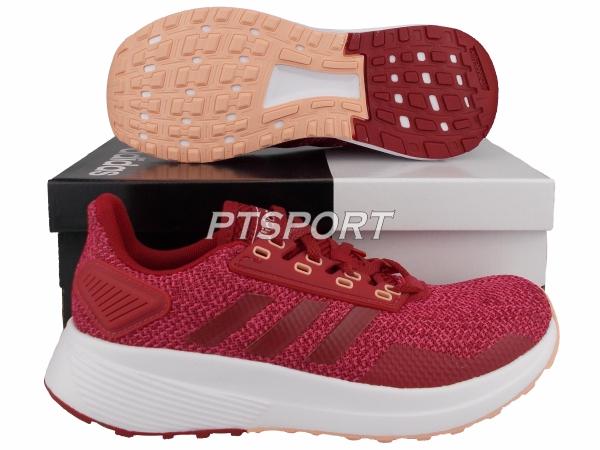 รองเท้ากีฬา รองเท้าวิ่ง ADIDAS EE8361 DURAMO 9 เลือดหมู