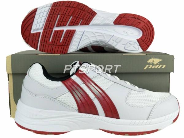 รองเท้ากีฬา รองเท้าวิ่ง PAN PF-16N2 ขาวแดงWR