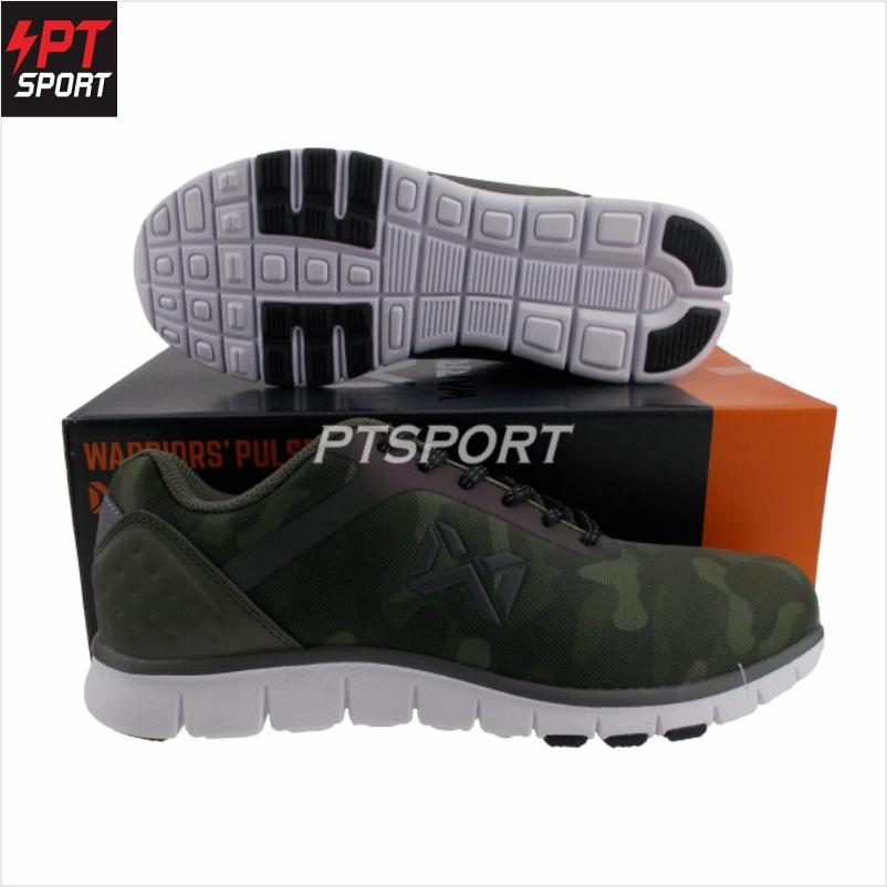 รองเท้ากีฬา รองเท้าวิ่ง WARRIX WF-1306 สีเขียว