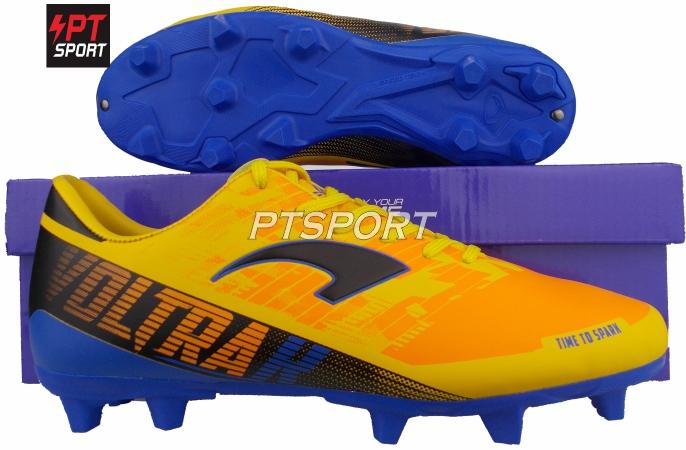 รองเท้าฟุตบอลGRAND SPORTรุ่นVoltra R รหัส : 333100 (สีเหลือง)