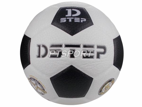 ลูกฟุตบอลหนังอัด PVC D-STEP DB-11101 ขาวดำ #5