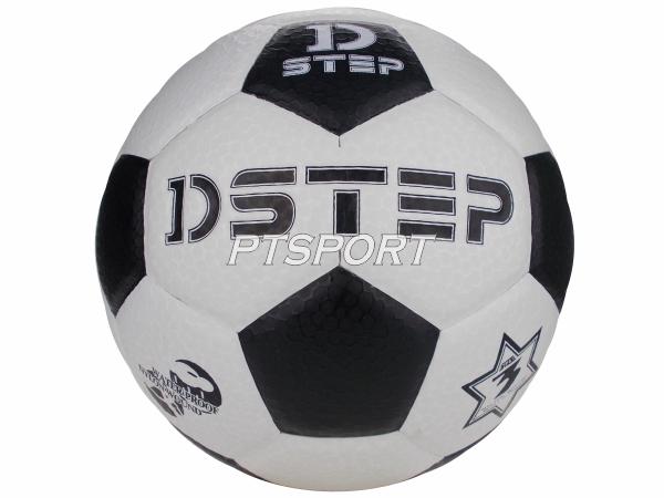 ลูกฟุตบอลหนังอัด เบอร์3 Football D-STEP PVC DB-11103 ขาวดำ